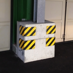 MORION impact protection for columns (2)